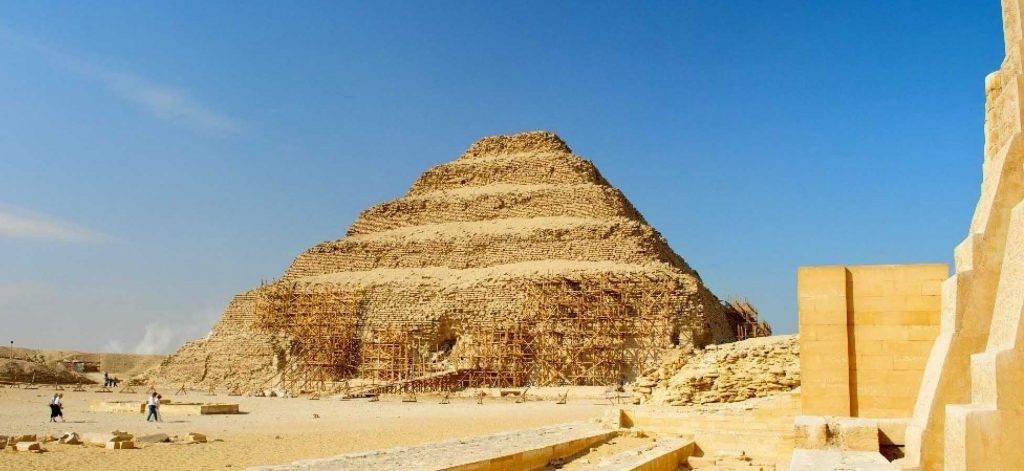 Tour a las Pirámides de Egipto: Giza, Memphis y Saqqara